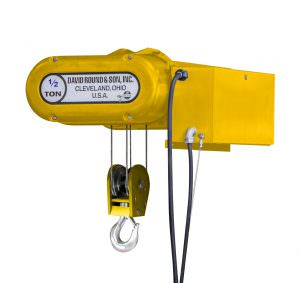 Electric Wire Rope Hoist, Model M55 Series